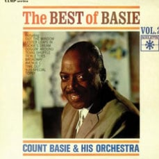 Album cover for The Best of Basie