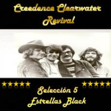 Album cover for Credence Clearwater Revival
