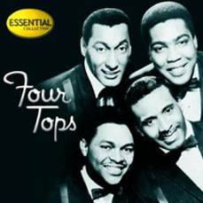 Album cover for Four Tops