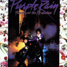 Album cover for Purple Rain